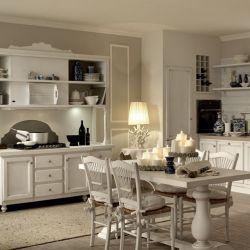 Cucina Bianca E Tortora. Immagini Di Cucine Stile Moderno With ...